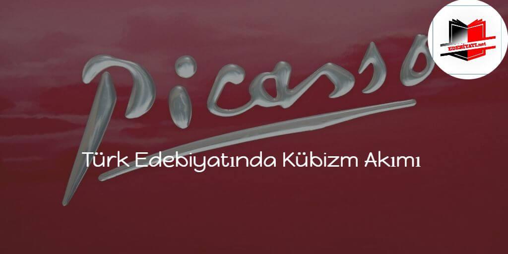 Türk Edebiyatında Kübizm Akımı
